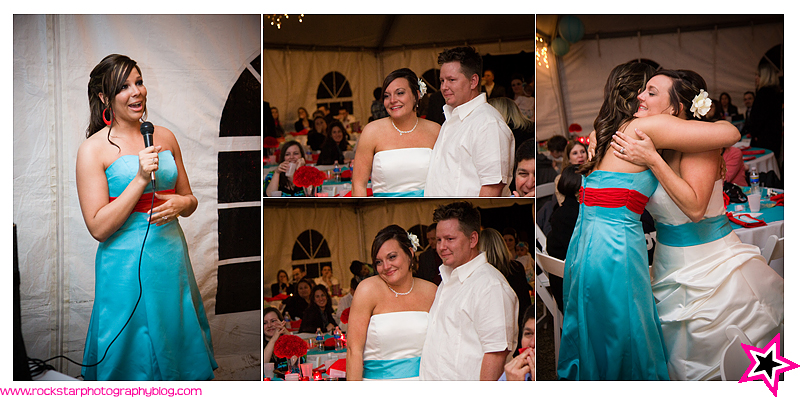 funny maid of honor speeches. The maid of honor and best man