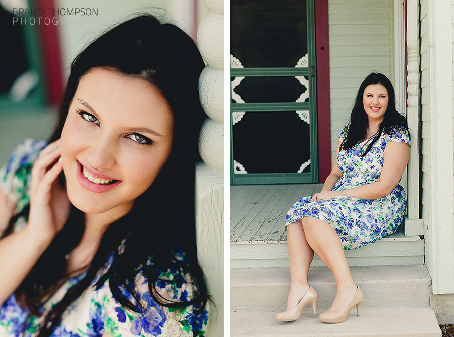 frisco senior session