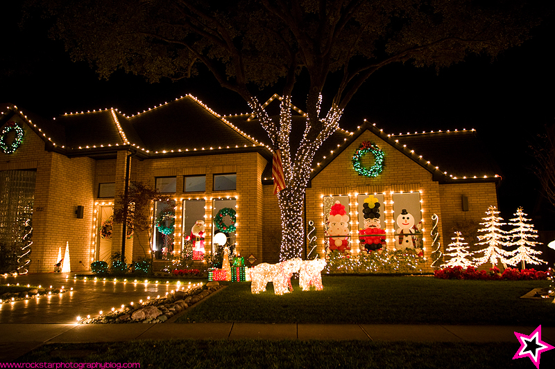 Sparkly Christmas Lights : Brandi Thompson Photography – Plano DFW ...