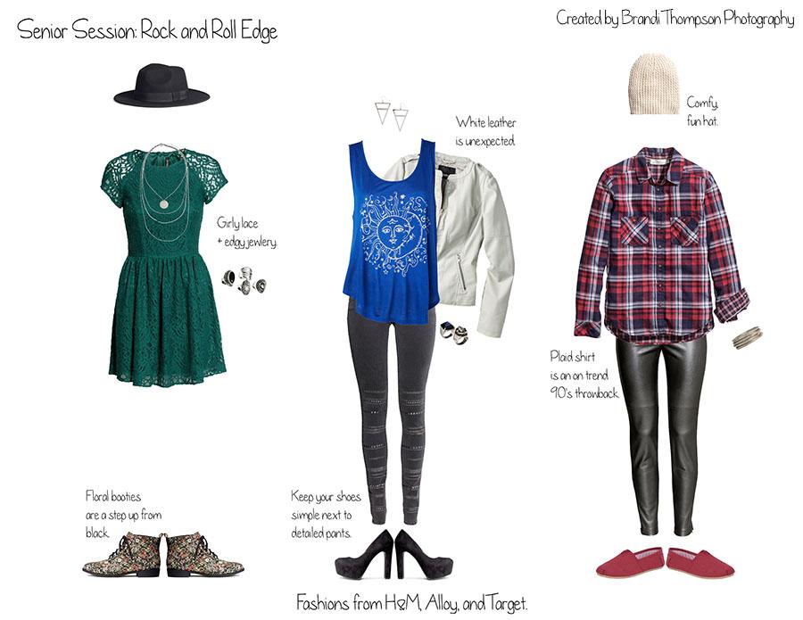 plano senior photographer, what to wear senior session