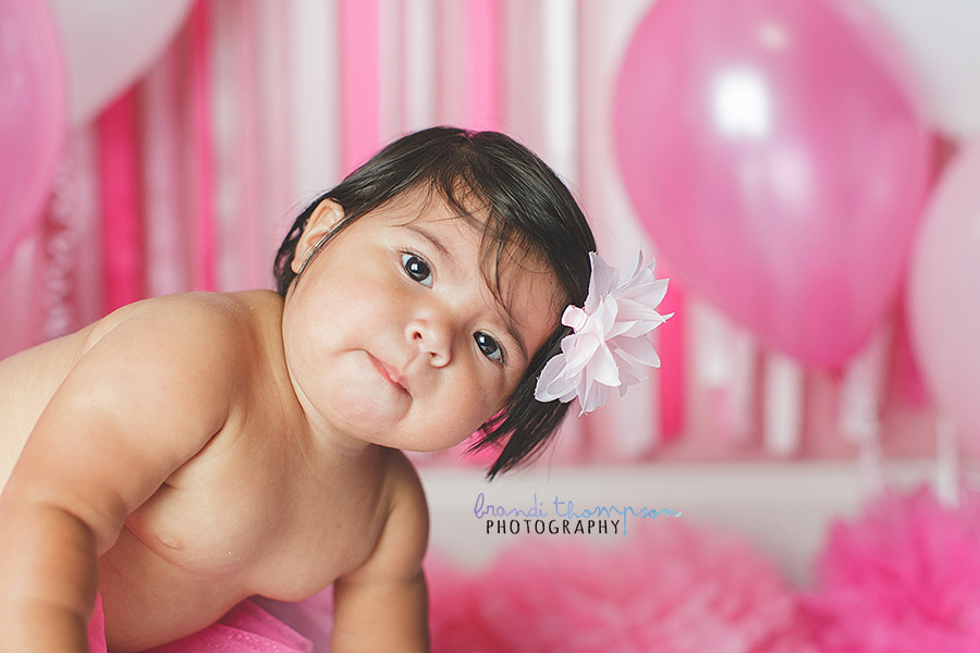 plano cake smash photographer, plano studio photographer, plano first birthday photographer