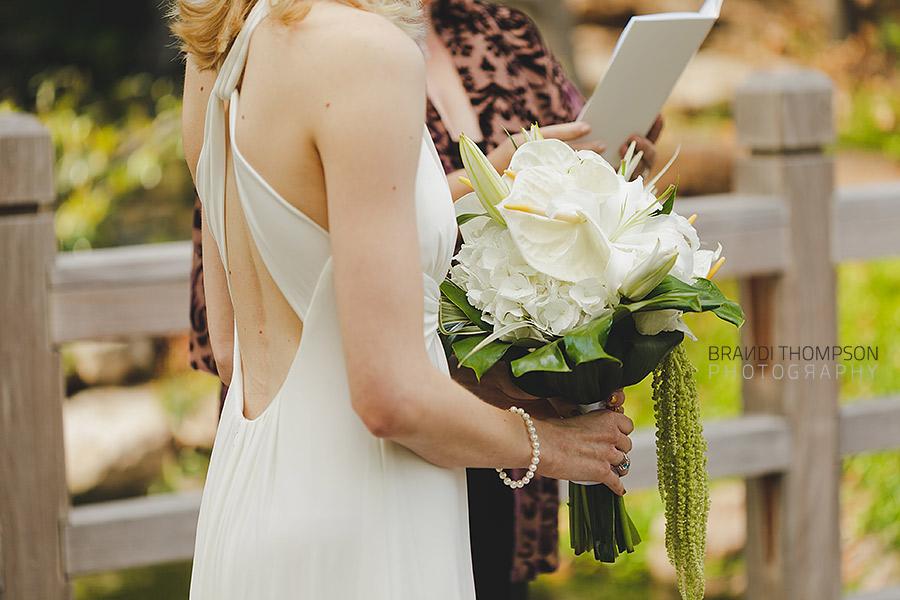 Fort Worth Japanese garden wedding photography