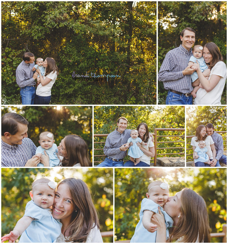 outdoor family photos at arbor hills nature preserve in plano,tx