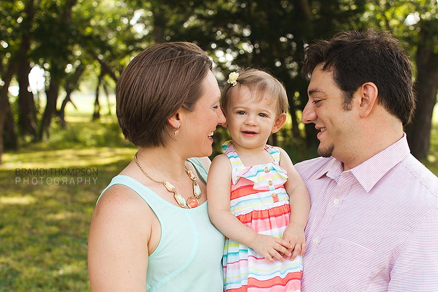 plano family photography, bob woodruff park