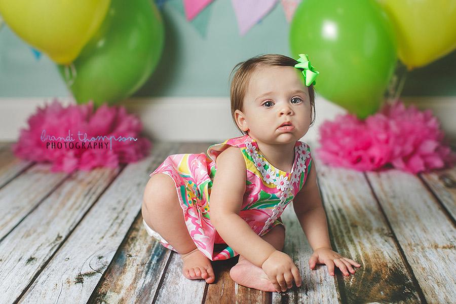 plano first birthday photographer, plano cake smash