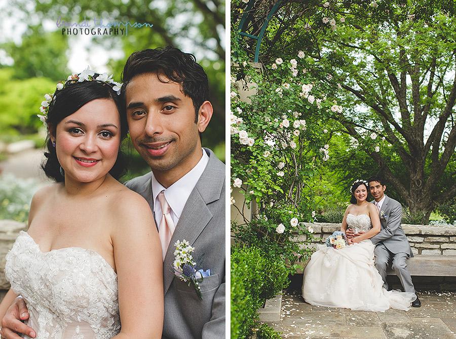 small intimate wedding photography dallas plano