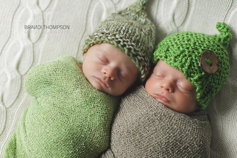 plano twin photographer, dallas twin newborns, frisco newborn studio