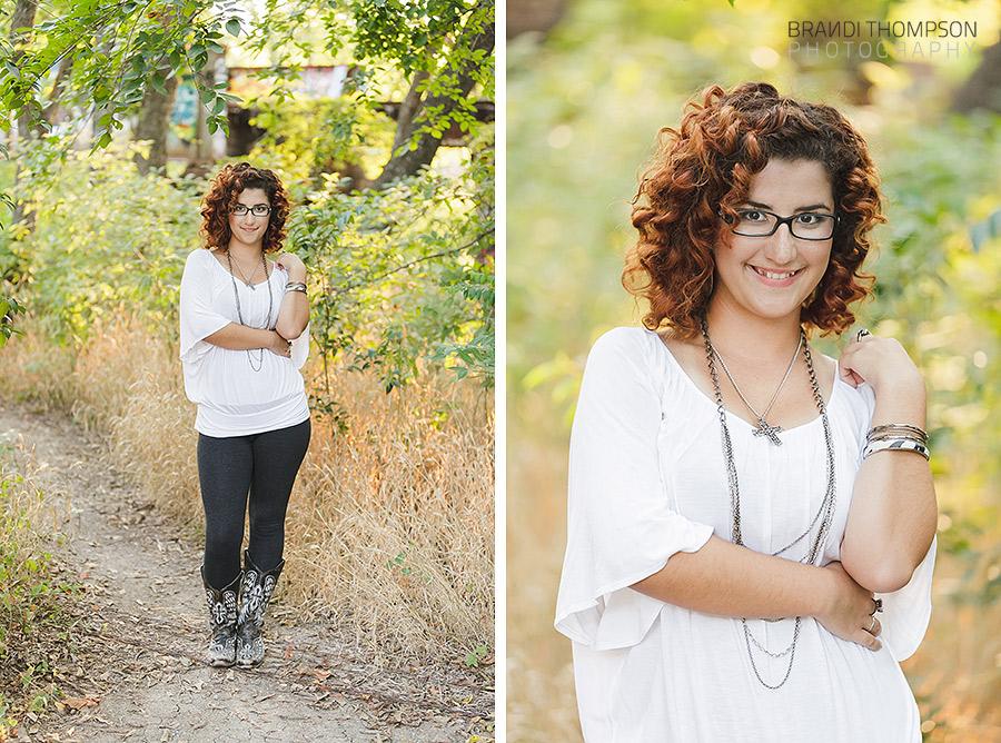 senior photography in allen, plano senior photographer