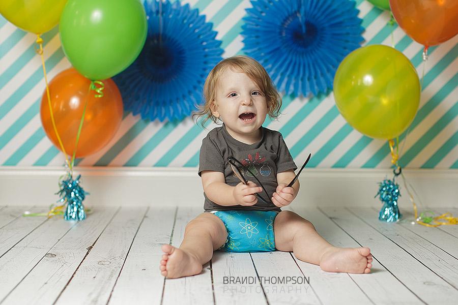 plano baby studio photographer