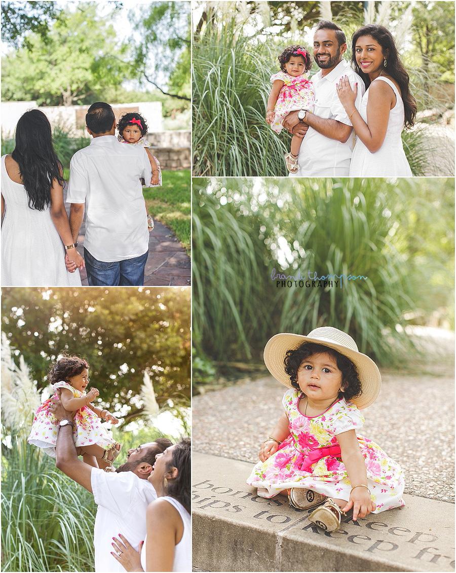 family photos outdoors in Frisco