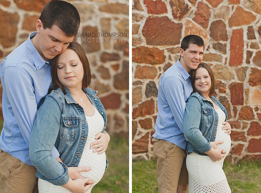 Frisco maternity session