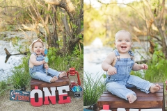 Plano First Birthday Cake Smash Photographer Dallas Frisco